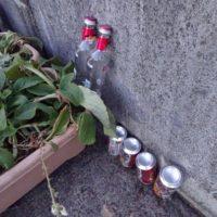 20180106空きビン空き缶