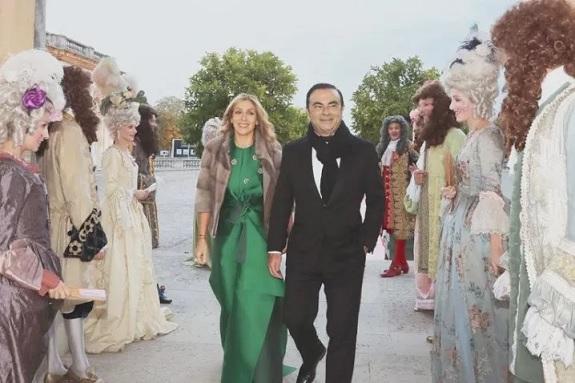 20181125ヴェルサイユ宮殿での結婚式