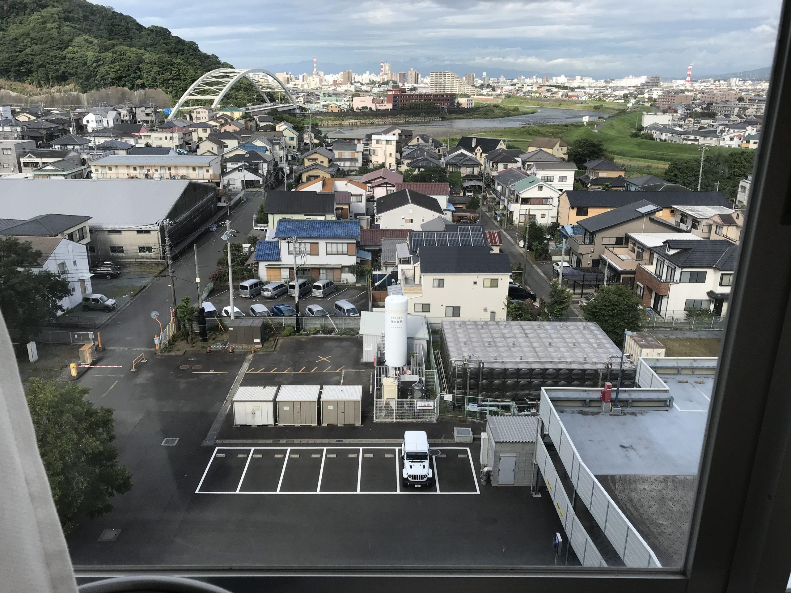 202009206階からの眺め