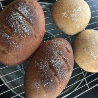 20210124天然酵母パン